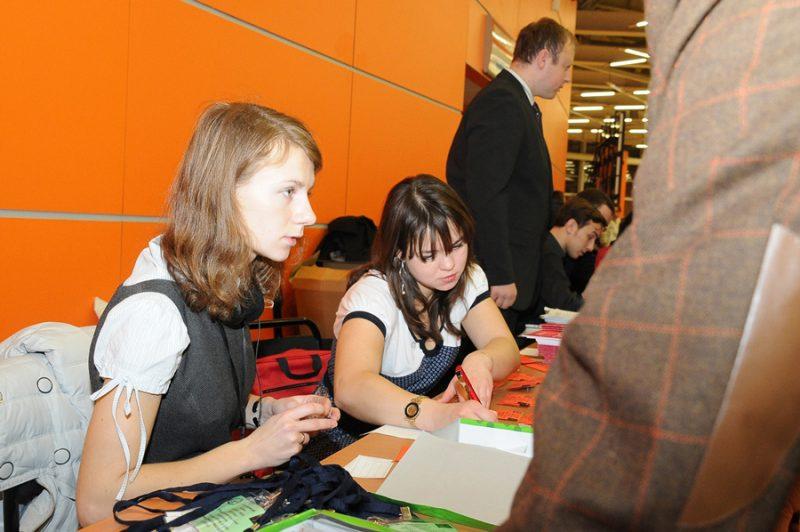 Идёт регистрация участников XКонгресса (2011)