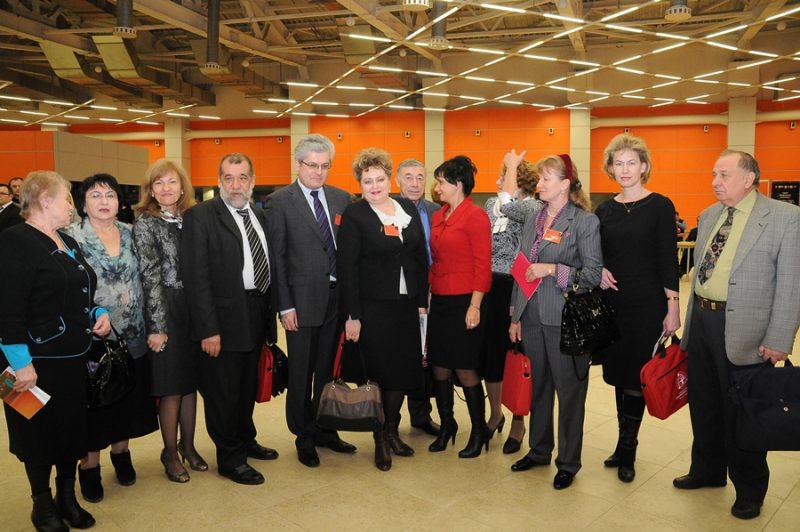 Участники XКонгресса (2011)